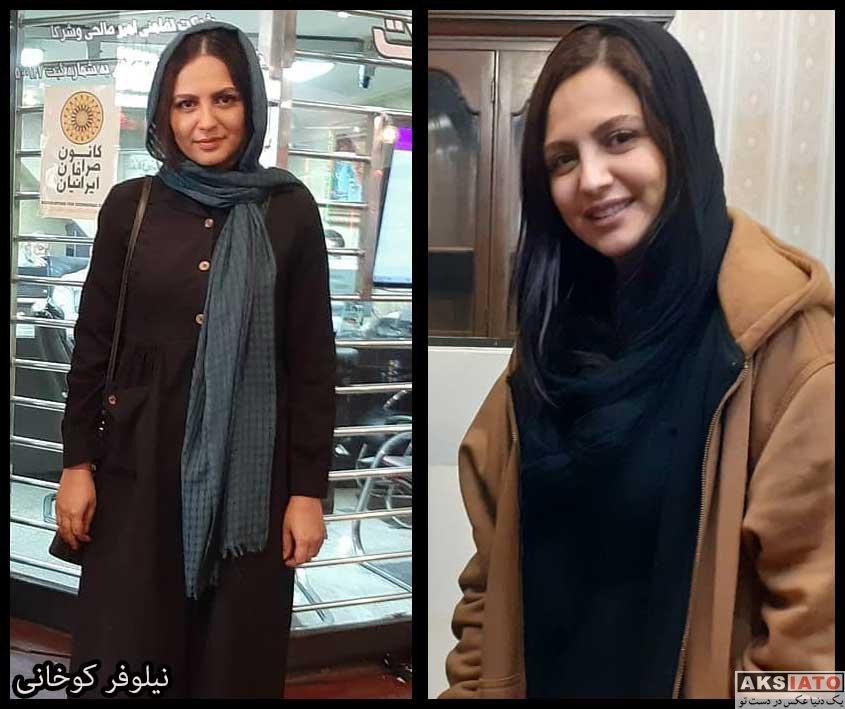 بازیگران بازیگران زن ایرانی  نیلوفر کوخانی بازیگر نقش آوا در سریال هم بازی (8 عکس)