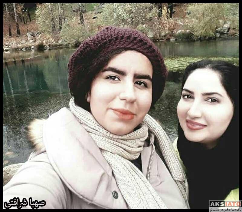 بازیگران بازیگران زن ایرانی  بازیگر نقش روناک در فصل سوم سریال نون خ (6 عکس)