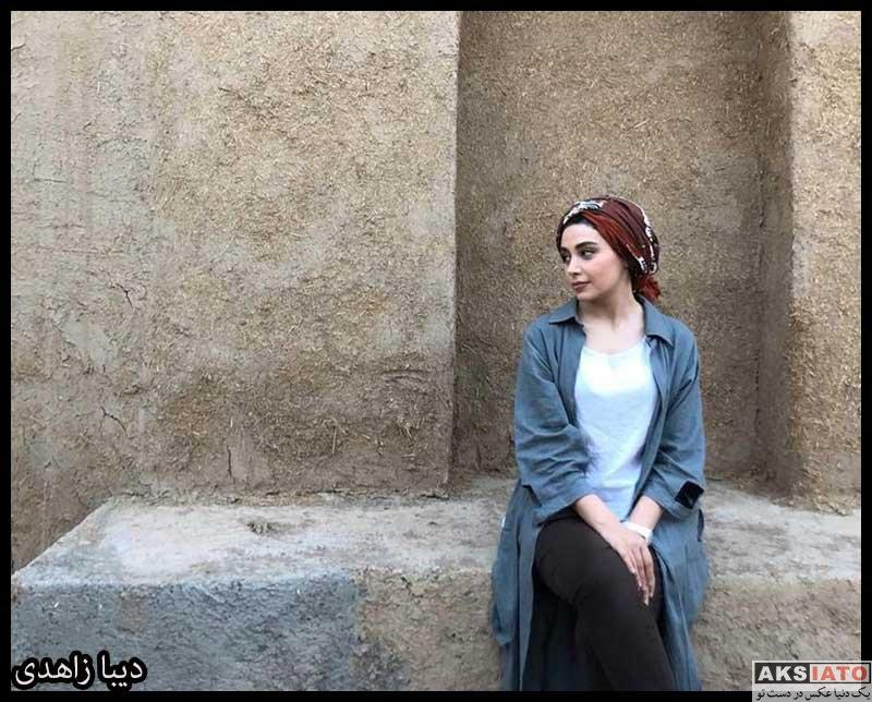 بازیگران بازیگران زن ایرانی  دیبا زاهدی بازیگر نقش لیلا احتشام در سریال هم بازی (8 عکس)