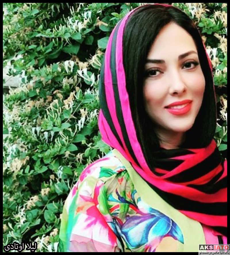 بازیگران بازیگران زن ایرانی  عکس های لیلا اوتادی در بهمن و اسفند ماه 99