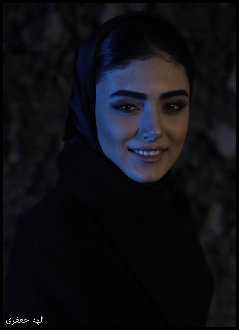 بازیگران بازیگران زن ایرانی  الهه جعفری بازیگر نقش فرشته در سریال نوروز رنگی (۷ عکس)