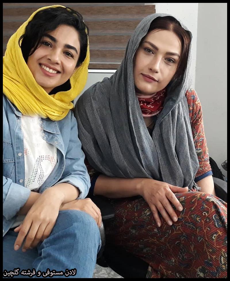 بازیگران بازیگران زن ایرانی  لادن مستوفی بازیگر نقش پریا در سریال پریا (8 عکس)