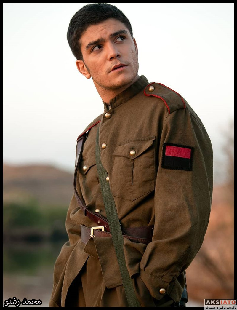 بازیگران بازیگران مرد ایرانی  محمد رشنو بازیگر نقش آصف در سریال یاور (۸ عکس)