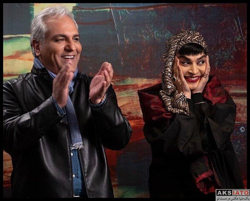 بازیگران بازیگران زن ایرانی  بازیگر نقش الناز در سریال دراکولا مهران مدیری (8 عکس)