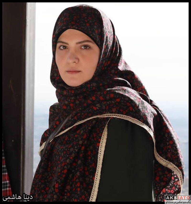 بازیگران بازیگران زن ایرانی  دینا هاشمی بازیگر نقش سوسن در سریال احضار (۸ عکس)