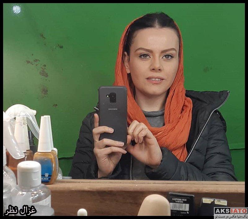 بازیگران بازیگران زن ایرانی  بازیگر نقش رها در سریال احضار (8 عکس)