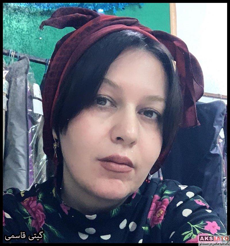بازیگران بازیگران زن ایرانی  گیتی قاسمی بازیگر نقش سیمین ساقی در سریال سیاوش ( ۸ عکس)
