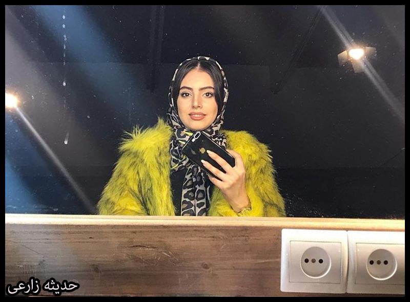 بازیگران بازیگران زن ایرانی  حدیثه زارعی بازیگر نقش کژال در سریال نوروز رنگی (۷ عکس)