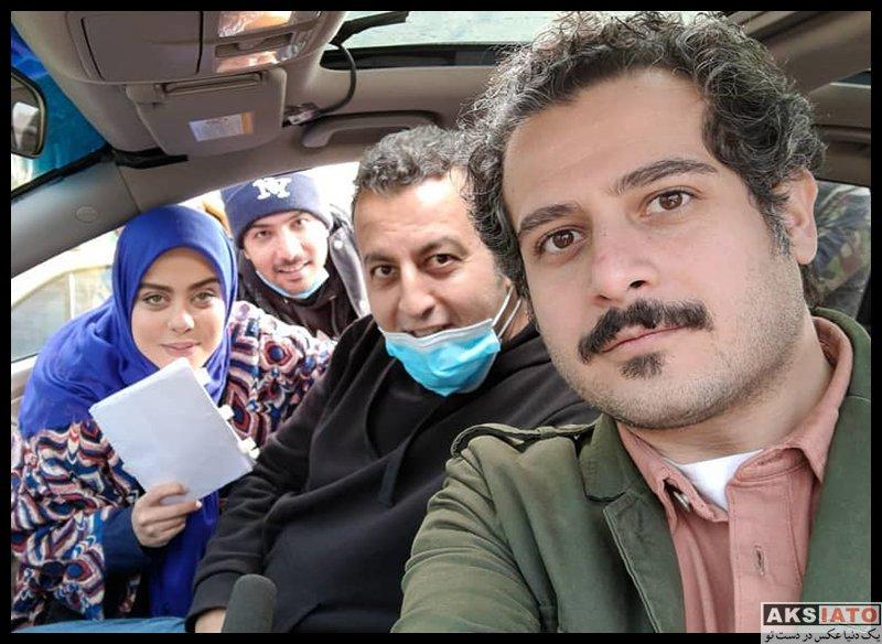 بازیگران بازیگران مرد ایرانی  مهروز ناصر شریف بازیگر نقش علیرضا در سریال حورا (6 عکس)