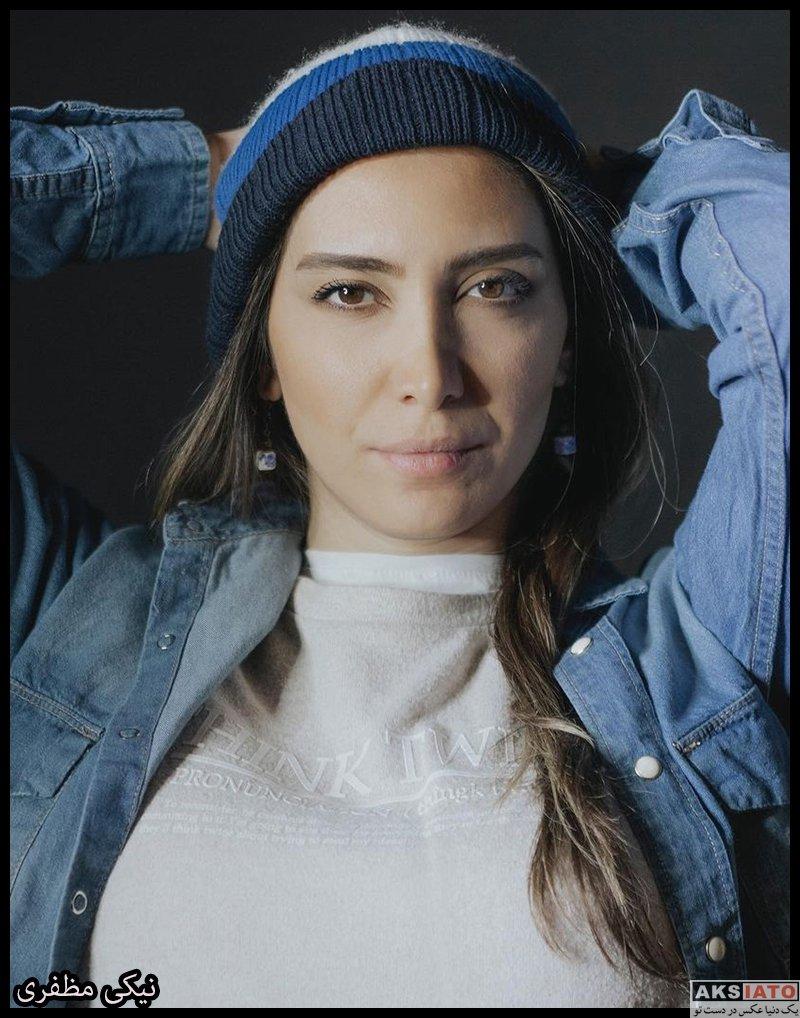 بازیگران بازیگران زن ایرانی  نیکی مظفری بازیگر نقش شکوه در سریال پایتخت 6 (8 عکس)
