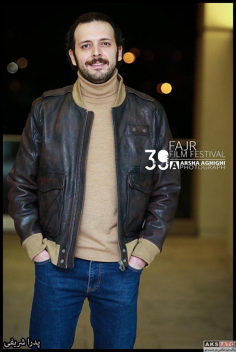 بازیگران بازیگران مرد ایرانی  پدرام شریفی بازیگر نقش نادر در سریال می خواهم زنده بانم (6 عکس)