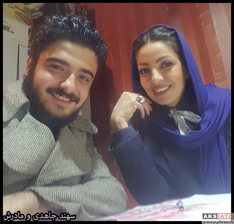 بازیگران بازیگران مرد ایرانی  سهند جاهدی بازیگر نقش بهروز در سریال بچه مهندس ۴ (۸ عکس)