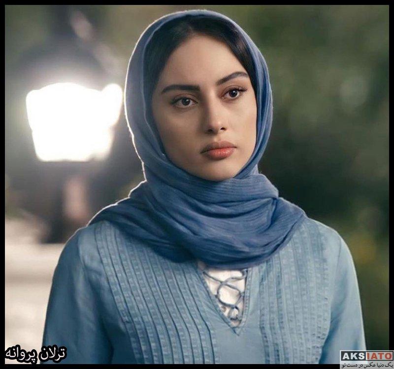 بازیگران بازیگران زن ایرانی دستهبندی نشده  عکس های ترلان پروانه بازیگر نقش مارال در سریال سیاوش