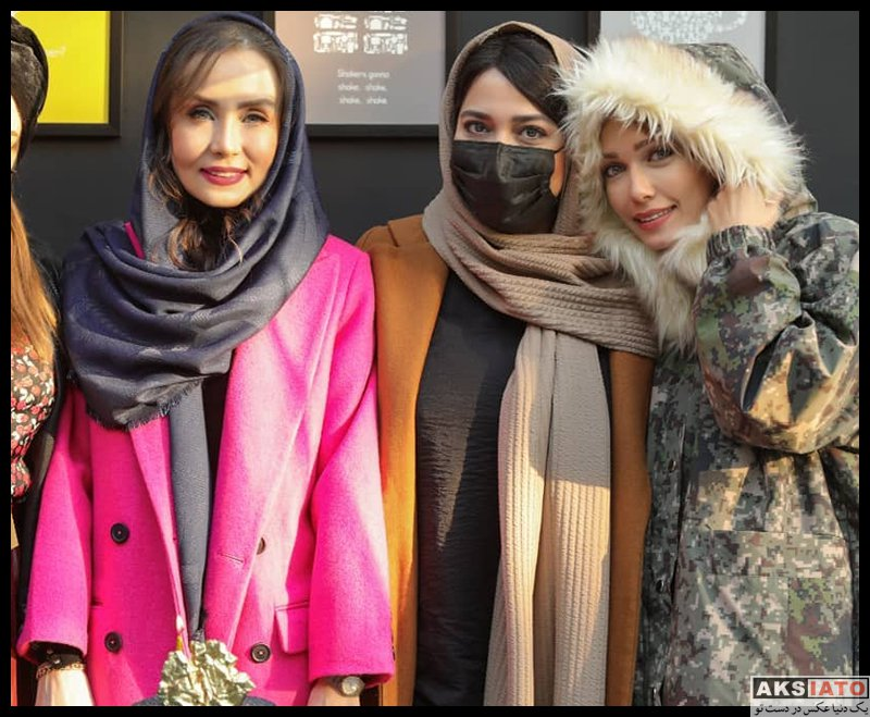 بازیگران بازیگران زن ایرانی جشن تولد ها  جشن تولد 43 سالگی حدیث فولادوند (3 عکس)