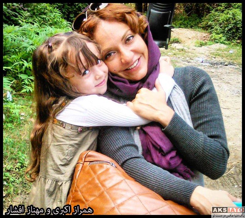 بازیگران بازیگران زن ایرانی  همراز اکبری بازیگر نقش دنا شکیبا در سریال گیسو (7 عکس)