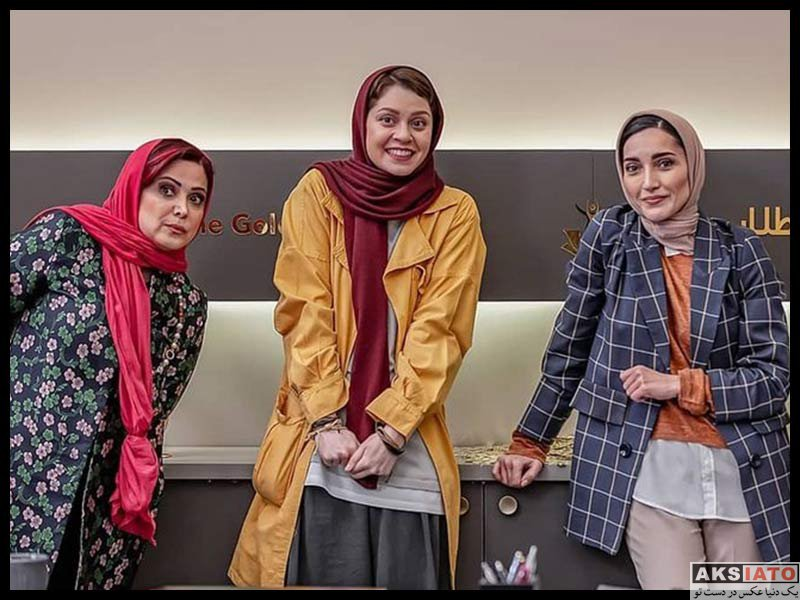 بازیگران بازیگران زن ایرانی  شادی کرم رودی بازیگر نقش آوا در سریال مردم معمولی (7 عکس)