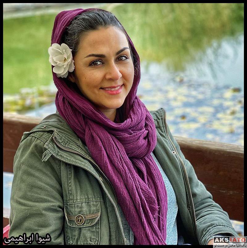 بازیگران بازیگران زن ایرانی  بازیگر نقش ماه گل در سریال کلبه ای در مه (8 عکس)