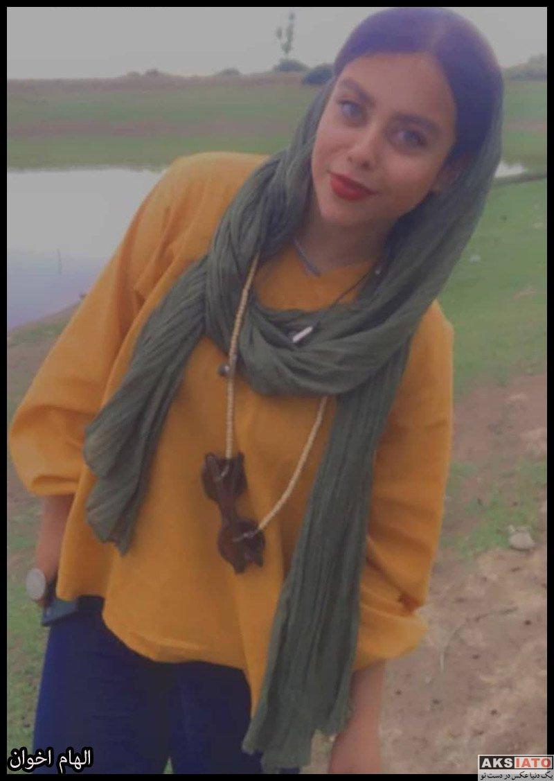 بازیگران بازیگران زن ایرانی  الهام اخوان بازیگر نقش گندم گماسایی در سریال دودکش 2 (8 عکس)