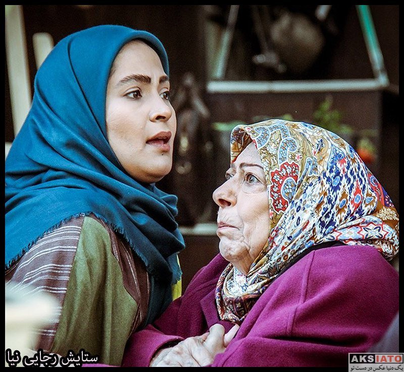 بازیگران بازیگران زن ایرانی  ستایش رجایی نیا بازیگر نقش مینا در سریال زندگی زیباست (6 عکس)