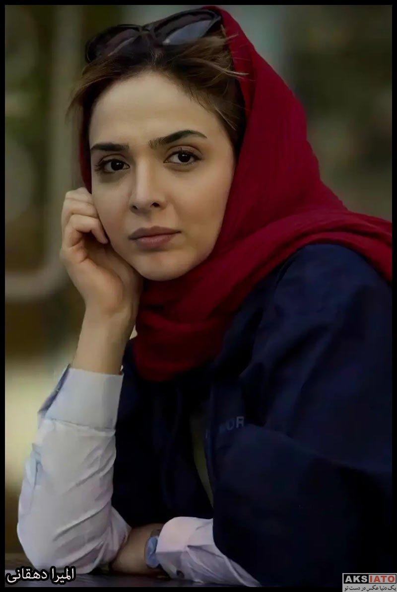 بازیگران بازیگران زن ایرانی  المیرا دهقانی در تابستان سال 1400 (10 عکس)