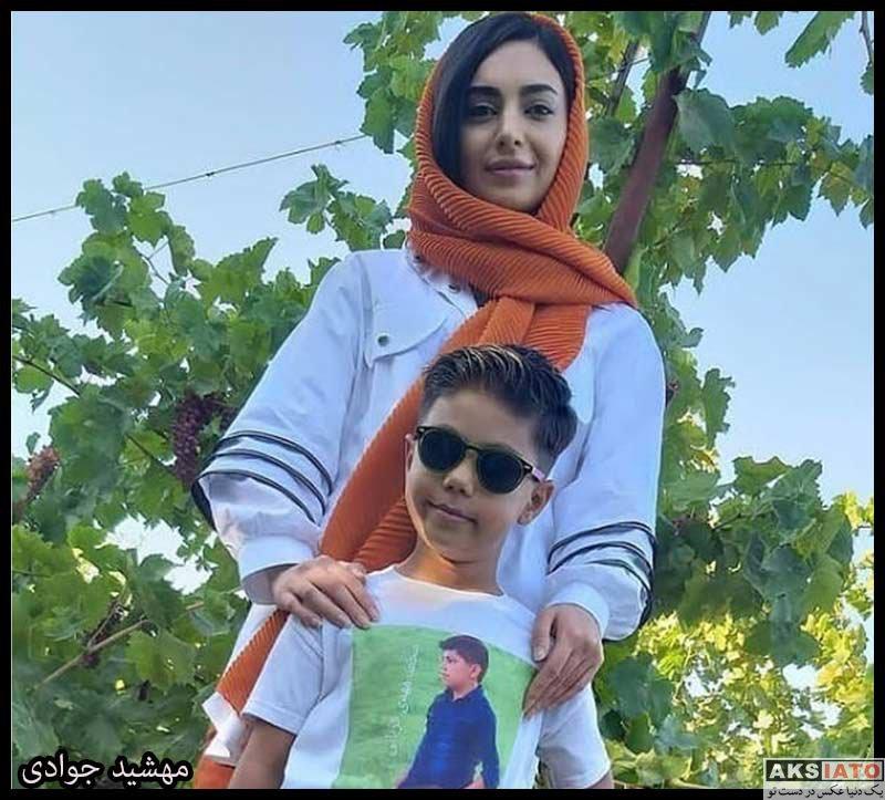 بازیگران بازیگران زن ایرانی  مهشید جوادی در تابستان سال 1400 (10 عکس)